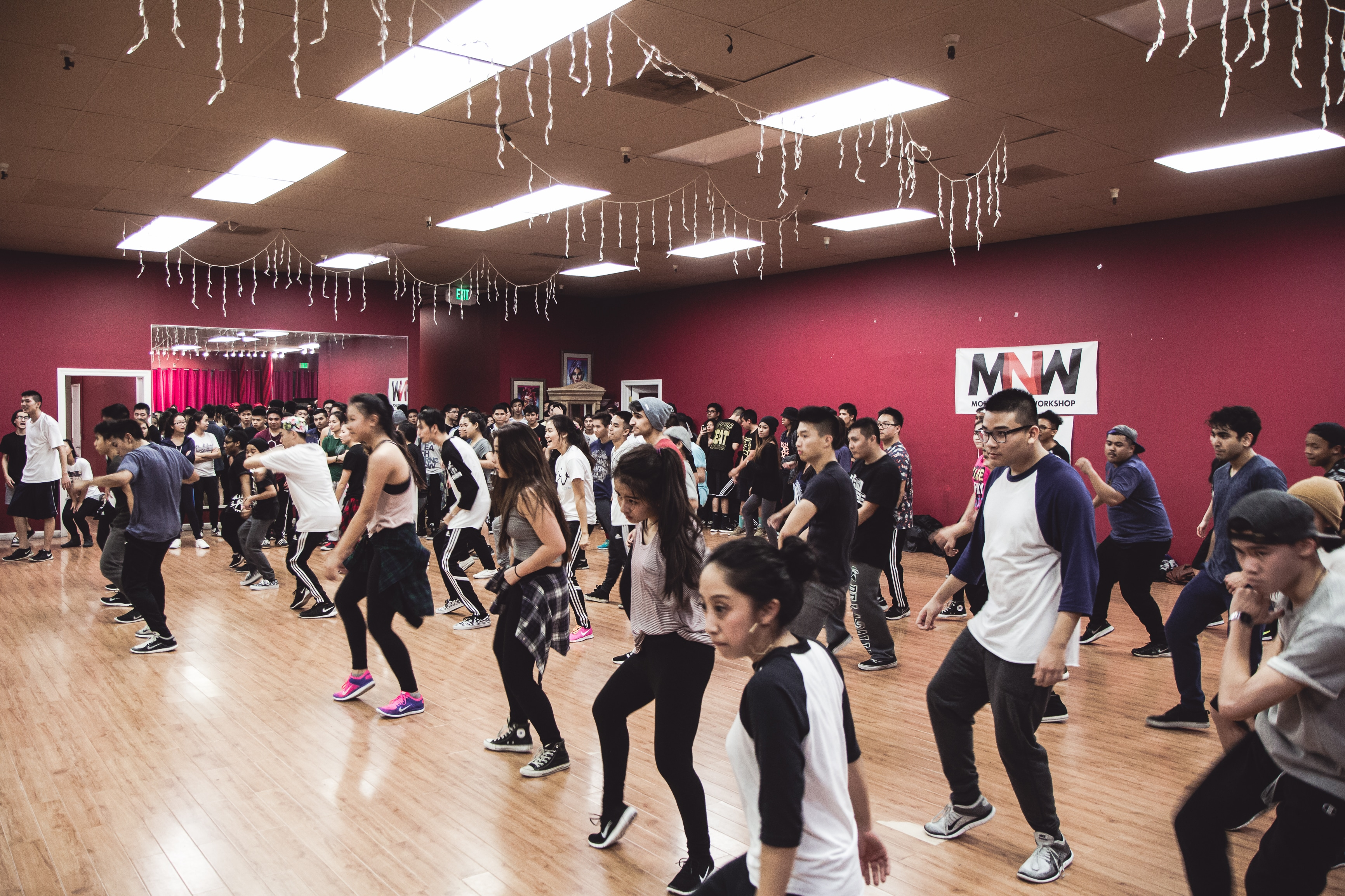 urban hip hop master class, Monday Night Workshop