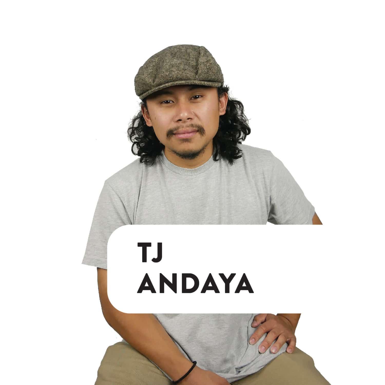 tj andaya, In The Mind: #2 – TJ Andaya