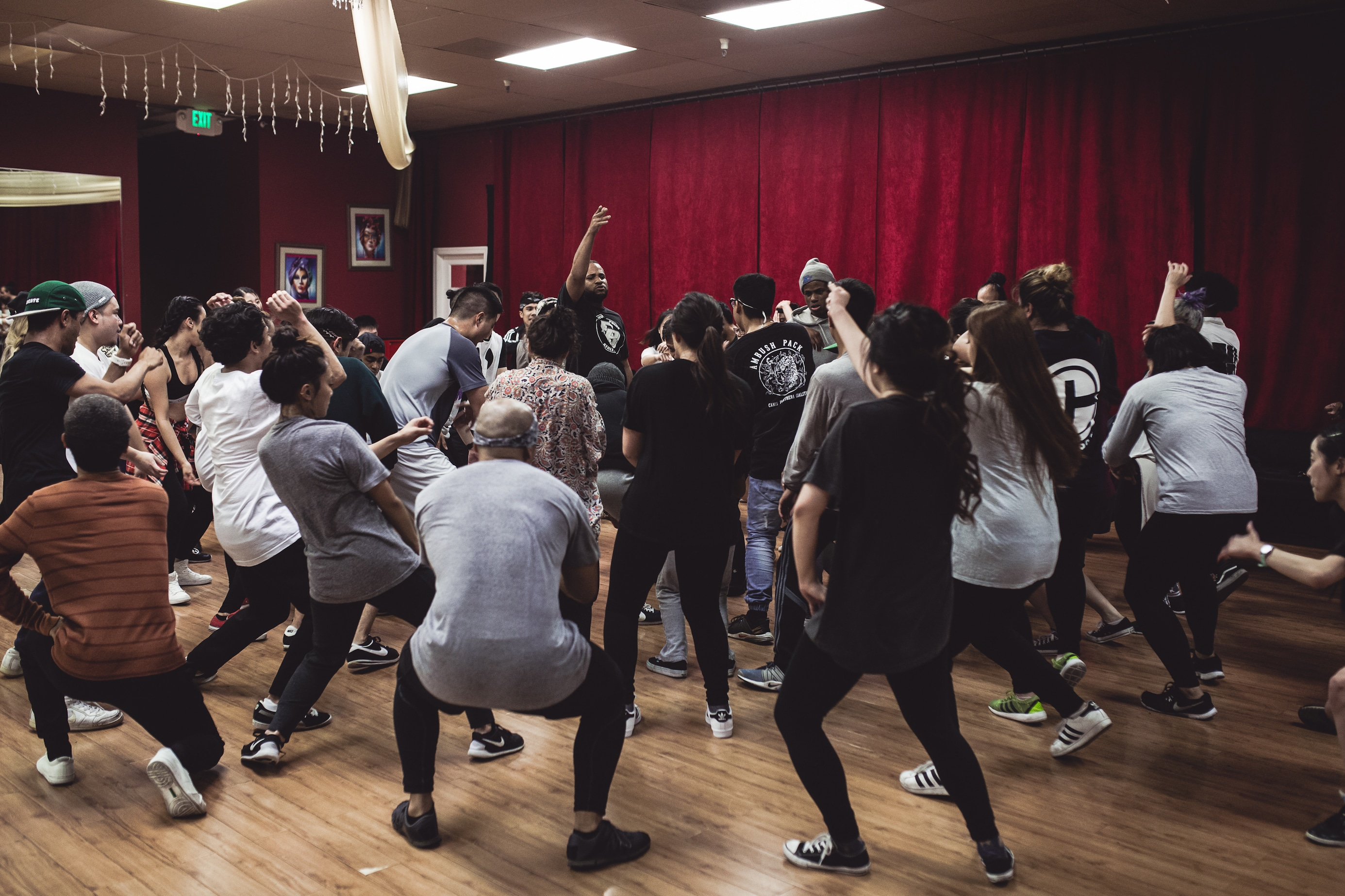 urban dance & hip hop events, Events