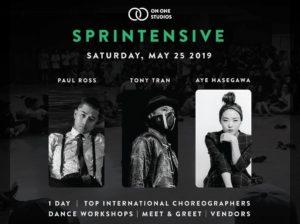 Sprintensive 2019 | Dance Event Recap