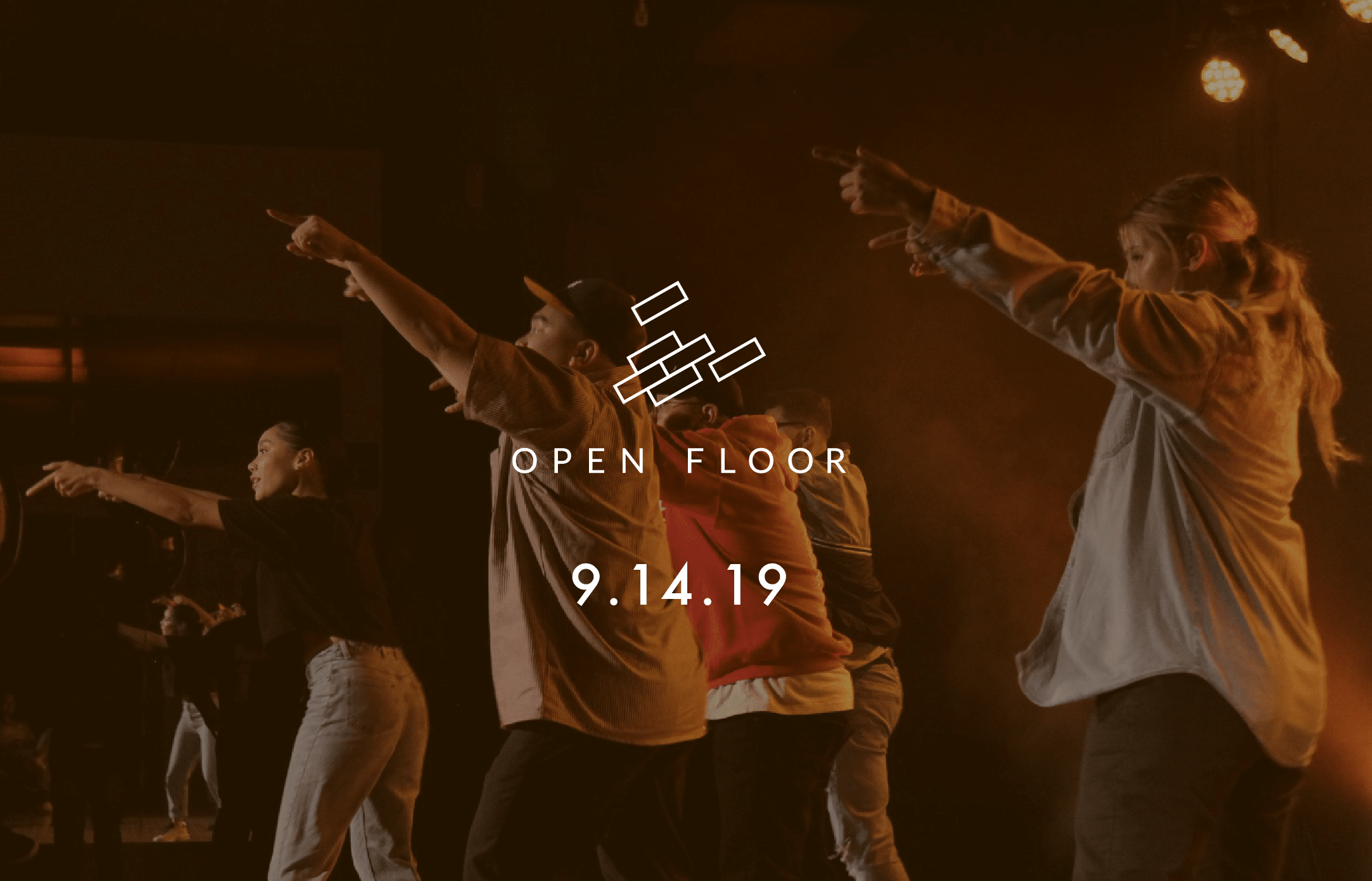 Open Floor 9/14/2019 save the date