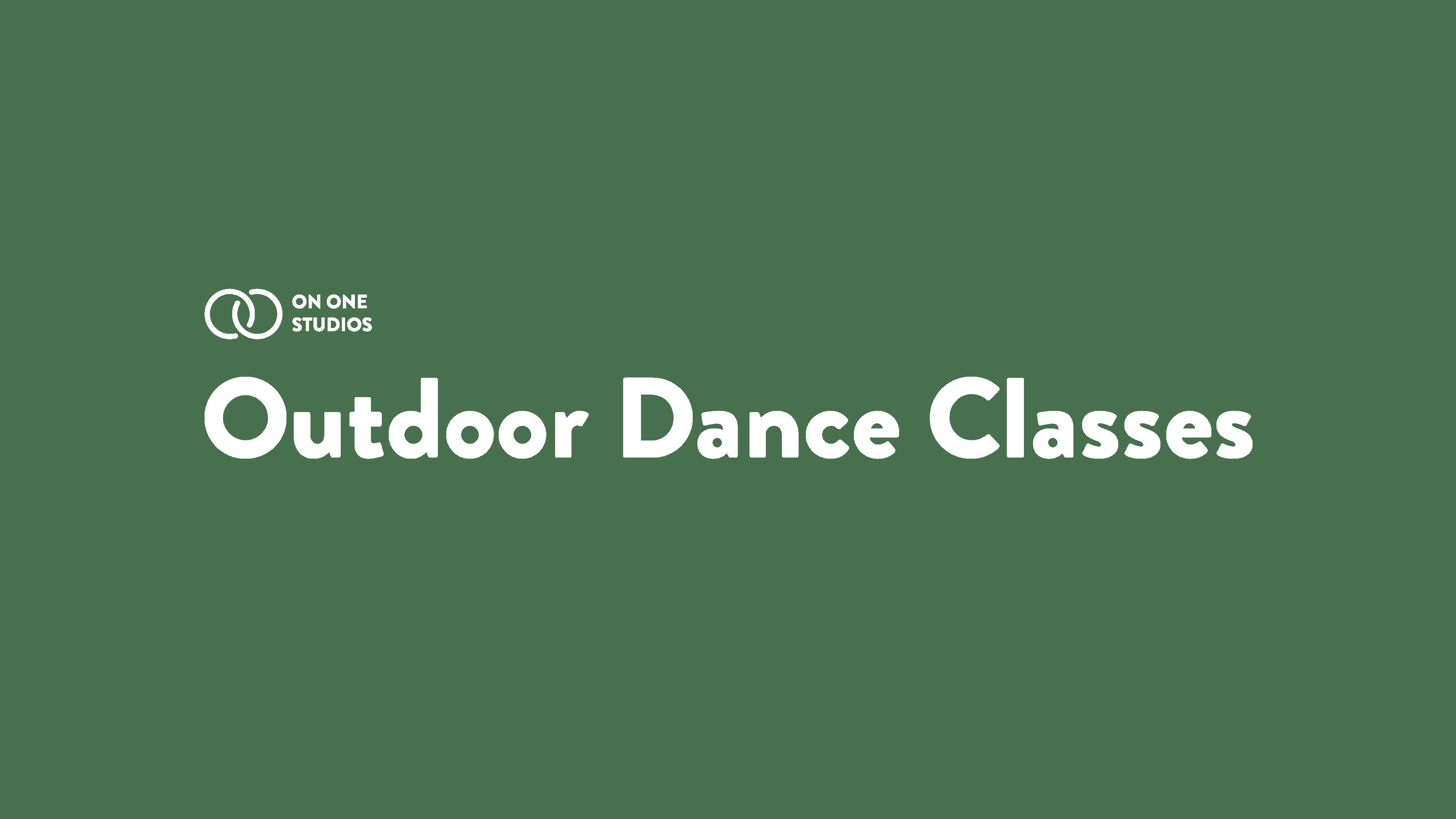 outdoor dance classes, Outdoor Dance Classes